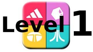 getlinkyoutube.com-Logos Quiz Game - Level 1 - Walkthrough - All Answers