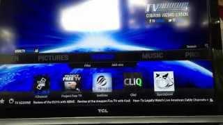 getlinkyoutube.com-Amazon Fire TV Demonstration Fully Loaded with XBMC!