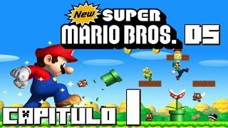 getlinkyoutube.com-NUEVA SERIE! New Super Mario Bros DS Capitulo 1!