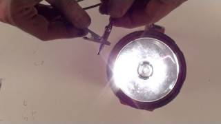 getlinkyoutube.com-Vintage Sled Tutorials #7 How to make a timing light for setting points