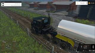 Farming simulator 2015 milk trailer