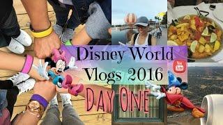 getlinkyoutube.com-Disney World Vlogs 2016 | Day One - Preparation, Travel, Fort Wilderness, Disney Springs