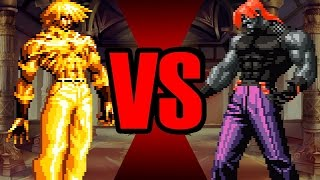getlinkyoutube.com-♛Mugen♛ - Metal Orochi (12p) vs. Rugal Hunar (12)