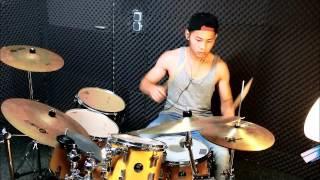 getlinkyoutube.com-โอเคป่ะ flame drum cover