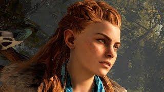 getlinkyoutube.com-Horizon: Zero Dawn - Wunderschönes Sci-Fi-Urzeitspiel im Ankündigungs-Trailer - E3 2015