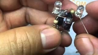 Cara Membuat Lampu LED Flip Flop# Long Version