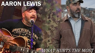 getlinkyoutube.com-Aaron Lewis - What Hurts the Most