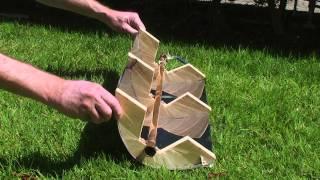 getlinkyoutube.com-Solar Water Heater Demonstration