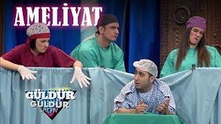 getlinkyoutube.com-Güldür Güldür Show 100. Bölüm, Ameliyat Skeci