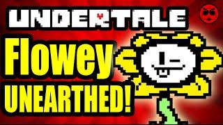 getlinkyoutube.com-UNDERTALE, Flowey UNEARTHED! - Game Exchange