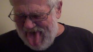 getlinkyoutube.com-Angry Grandpa Watches Girl Eats Own Tampon
