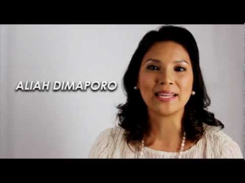 Pinay & Proud: ALIAH DIMAPORO, Trailblazing Leader