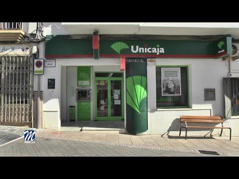 Reunión del alcalde con Unicaja por el cierre de la oficina de Manilva