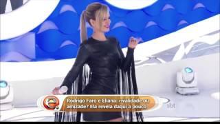 Eliana dançando e rebolando, muito gostosa