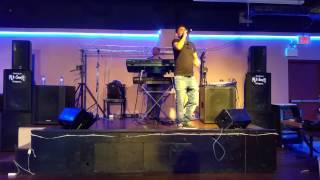"getlinkyoutube.com-Ethio Man ""Tinishu Teddy Afro""(ትንሹ ቴዲ አፍሮ) ብርሃን አለሙ  Shemendefer and Hewan songs with Yoseph Tamrat"