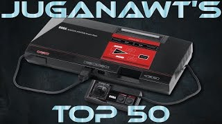 getlinkyoutube.com-Top 50 Sega Master System / Mark III Games of All Time (in HD 60FPS)