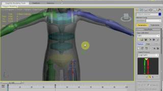 getlinkyoutube.com-Rigging and skinning