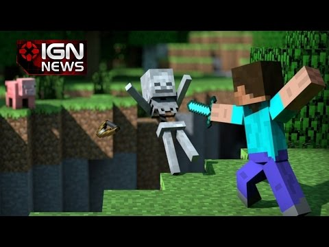 Telltale And Mojang Announce Minecraft: Story Mode - IGN News