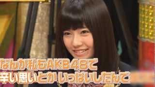 getlinkyoutube.com-ぱるる 島崎遥香 バッシングされ号泣! Shimazaki Haruka