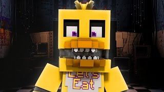 Five Nights at Freddy's Nightmare - Night 8 (Minecraft Roleplay)