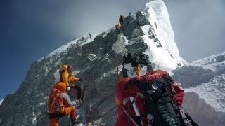 "getlinkyoutube.com-Fourth Body on Mt. Everest Found, Climbing ""Traffic Jam"" May Have Contributed"