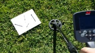 getlinkyoutube.com-Minelab CTX 3030 vs. Fisher F19 Nailboard test