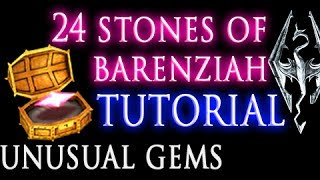 getlinkyoutube.com-Skyrim: Stones of Barenziah (unusual gems) & No Stone Unturned quest