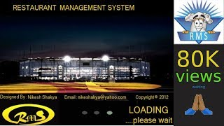 getlinkyoutube.com-Visual Basic\VB 2008 Project file (RESTAURANT MANAGEMENT SYSTEM)