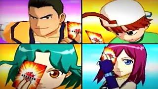 getlinkyoutube.com-Bakugan Shuji vs Akira vs Jenny vs Jewels
