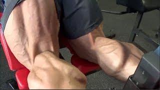 Steve Kuclo   Leg Training