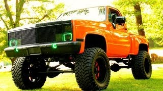 "Custom 78 K10 ""Pumpkin"""