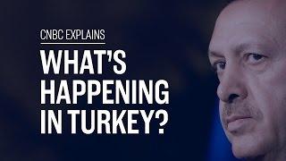 What's happening in Turkey?