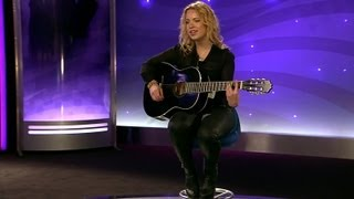 getlinkyoutube.com-Sara Sangfelt - Back to Black - Idol Sverige 2013 (TV4)