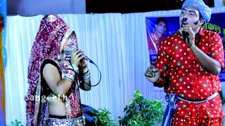 getlinkyoutube.com-Rajasthani Dhamaka Comedy | Mahavir Paniya Sapet & Sonu | Hyderabad Live | Jhut Bolba Janu
