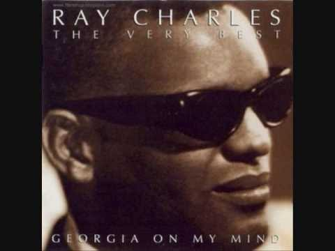 Georgia on my Mind- Ray Charles -gwInjHhYKao