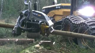getlinkyoutube.com-Eco Log 590D med Kesla 28RH