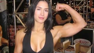 getlinkyoutube.com-Top Sexiest  female bodybuilders