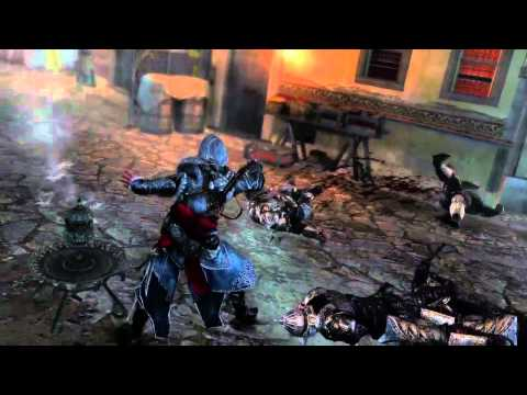 Assassins Creed Revelations Combat Montage