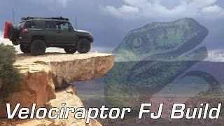 getlinkyoutube.com-Ken's FJ Cruiser | Velociraptor