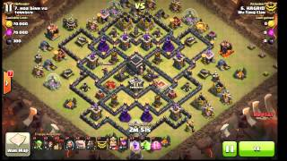 getlinkyoutube.com-Shattered LaLoon by Hagrid. 2 Air Sweepers. MAX TH9 3 Star