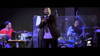 getlinkyoutube.com-Eric Roberson Live@The Drum Arts centre Birmingham UK