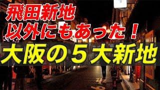 getlinkyoutube.com-飛田新地以外にもある! 大阪に現存する遊郭 5大新地について