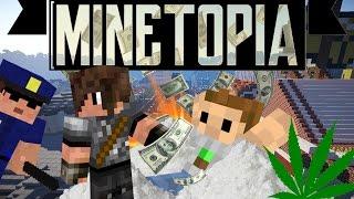getlinkyoutube.com-MINETOPIA - #79 - 7 MILJOEN EURO AAN DRUGS?!! - Minecraft Reallife Server