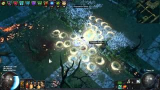 Witch Level 96 - Build CoC Do Milhão.