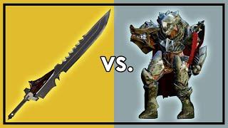getlinkyoutube.com-Destiny Taken King: Can You Kill The Warpriest Using Only Swords? (King's Fall Challenge Mode)