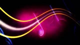 getlinkyoutube.com-Large Multi-Colored Music Notes Motion Background