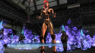 getlinkyoutube.com-DC Universe PlayStation 4 Giganta Boss Battle