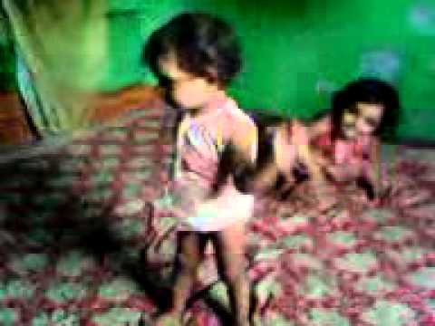 Dhoom 3 ka baby dance