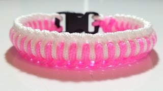 getlinkyoutube.com-DIY Comment faire un bracelet Paracord Créacord