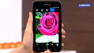 Samsung Galaxy Note - Editing a Photo
